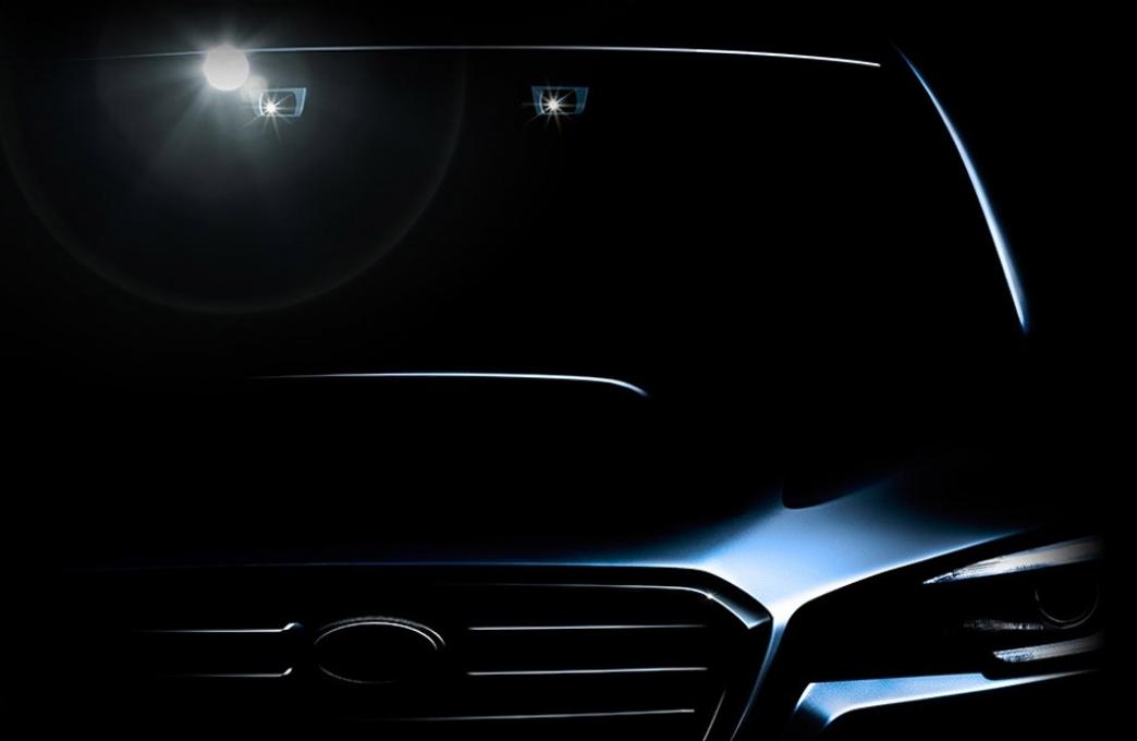 Subaru Levorg Concept, un nuevo familiar en forma de prototipo