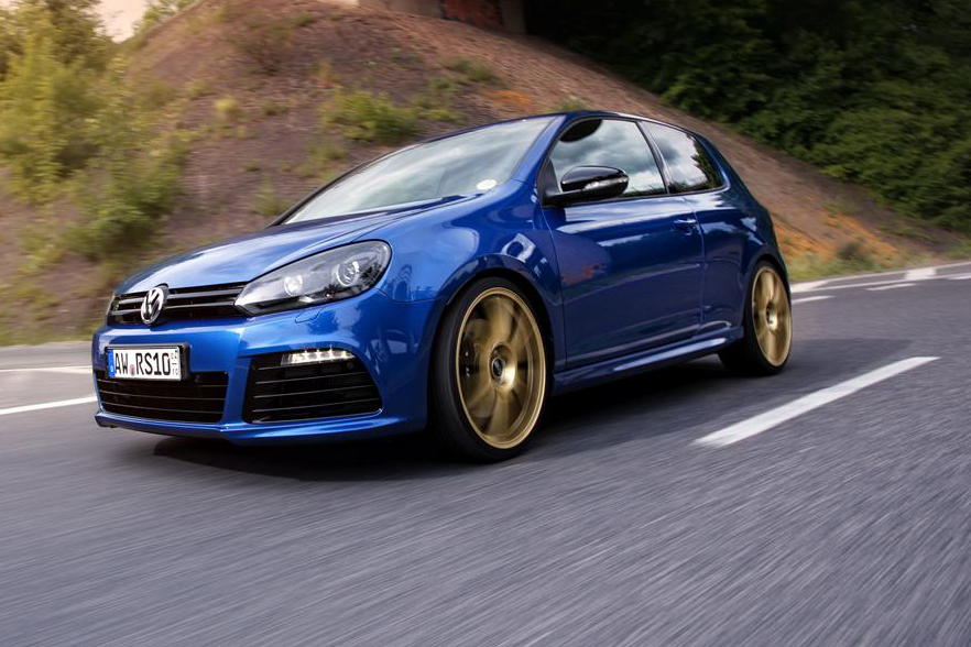 volkswagen golf vi r 330 cv firmados por alpha n. Black Bedroom Furniture Sets. Home Design Ideas