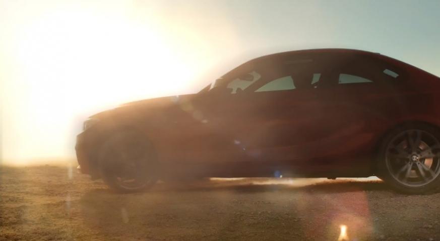 BMW Serie 2 Coupe será desvelado el 25 de Octubre