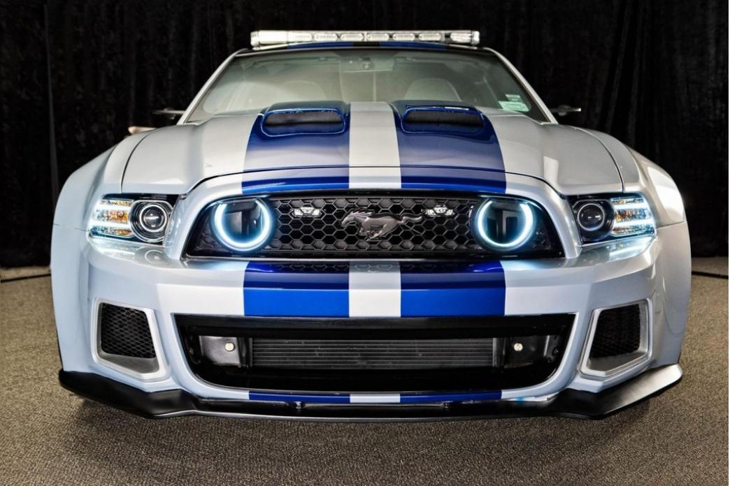 Así es el Ford Mustang protagonista de la película Need For Speed