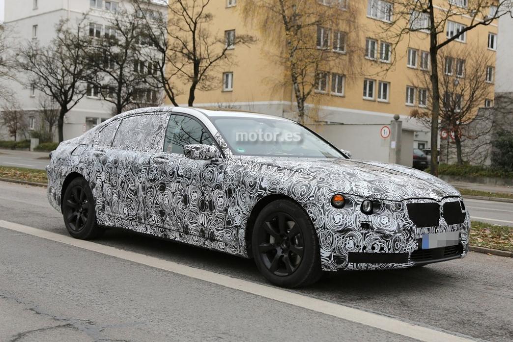 BMW Serie 7 2015, más deportividad para la berlina alemana