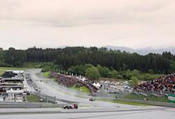 Las entradas para el GP de Austria de F1 2014 se agotan en 48 horas