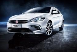 Fiat Ottimo, un compacto sólo para China