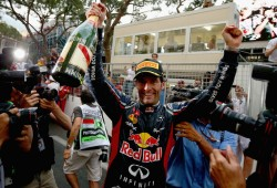 Mark Webber: Un viaje fantástico