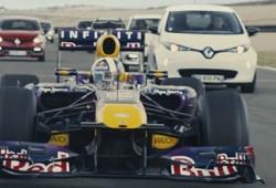 Renault conmemora su 12º título en el mundial de F1