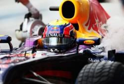 Vettel se lleva la última pole de la temporada 2013 con suspense