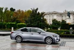 Lexus GS 300h 2014, un nuevo híbrido ya a la venta
