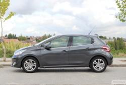 Peugeot 208 1.2 VTi, en marcha (IV)