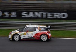 Rally Monza 2013: Dani Sordo le gana el pulso a Valentino Rossi