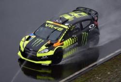 Rally Monza 2013: Valentino Rossi aprieta a Dani Sordo
