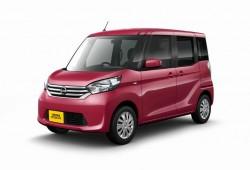 Nissan Dayz Roox: pequeño por fuera, grande por dentro