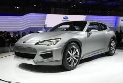Subaru Cross Sport Design, un BRZ convertido en SUV