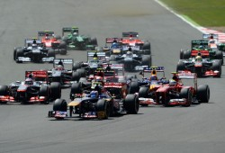 Así está el mercado de fichajes de la Fórmula 1 para 2014