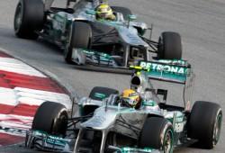 Mercedes AMG: Objetivo cumplido