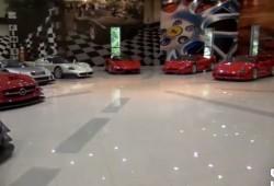 Un vistazo a la SBH Royal Auto Gallery de Abu Dhabi, exclusivos superdeportivos por doquier