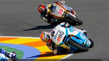 Márquez saldrá desde la pole en Cheste
