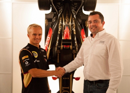 Heikki Kovalainen sustituirá a Kimi Raikkonen en Lotus