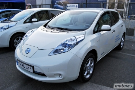 Nissan LEAF, el coche más vendido en Noruega en octubre