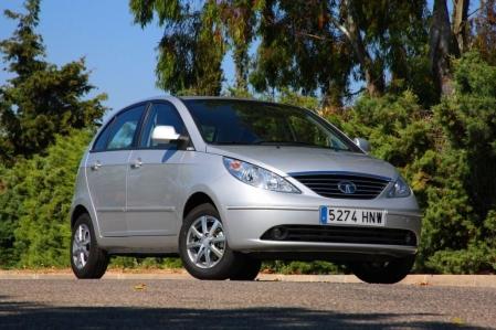 Tata Vista 2014, ahora también con motor diésel de 95 CV