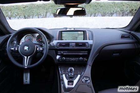 BMW M6 Gran Coupé, interior (III)