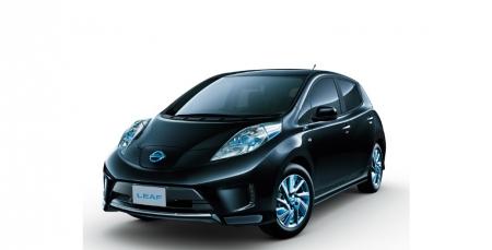 Nissan Leaf Aero Style, a la venta en diciembre en Japón