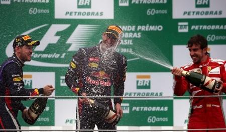 Sebastian Vettel y sus 13 victorias del 2013 (II)