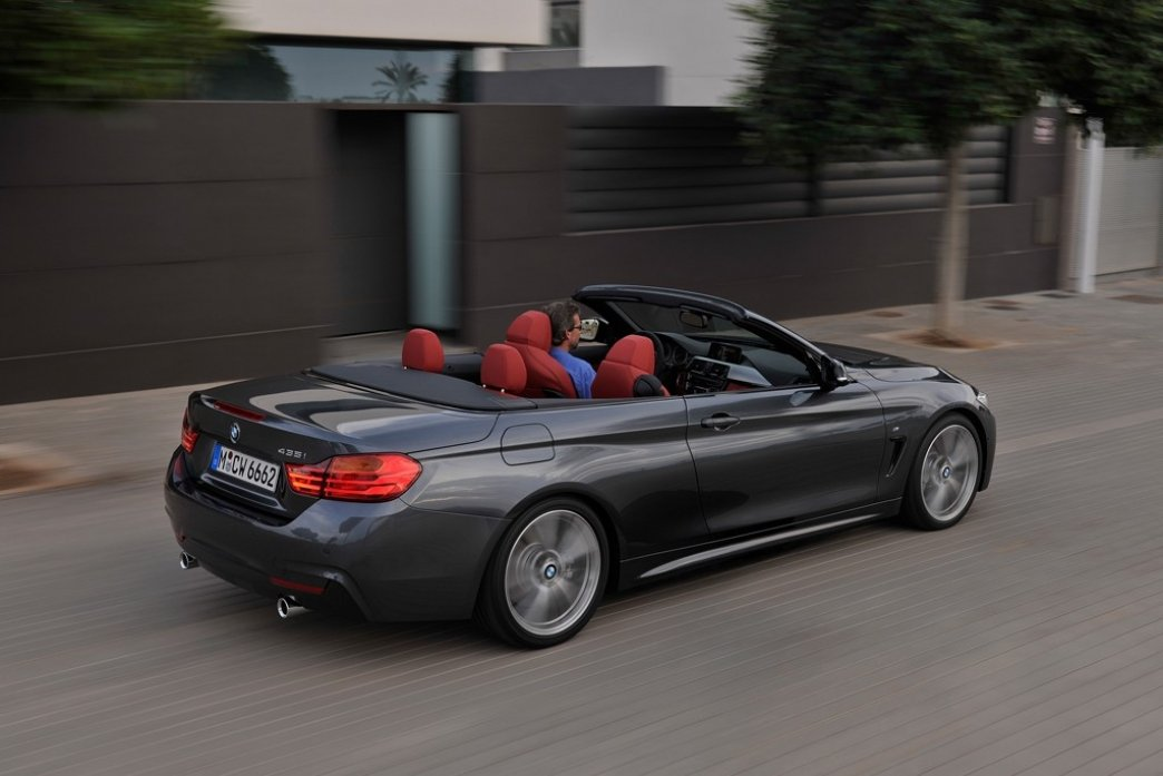 BMW Serie 4 Cabrio, desde 49.900 euros