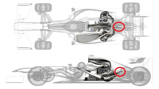 nuevos motores f1 2014 v6 turbo