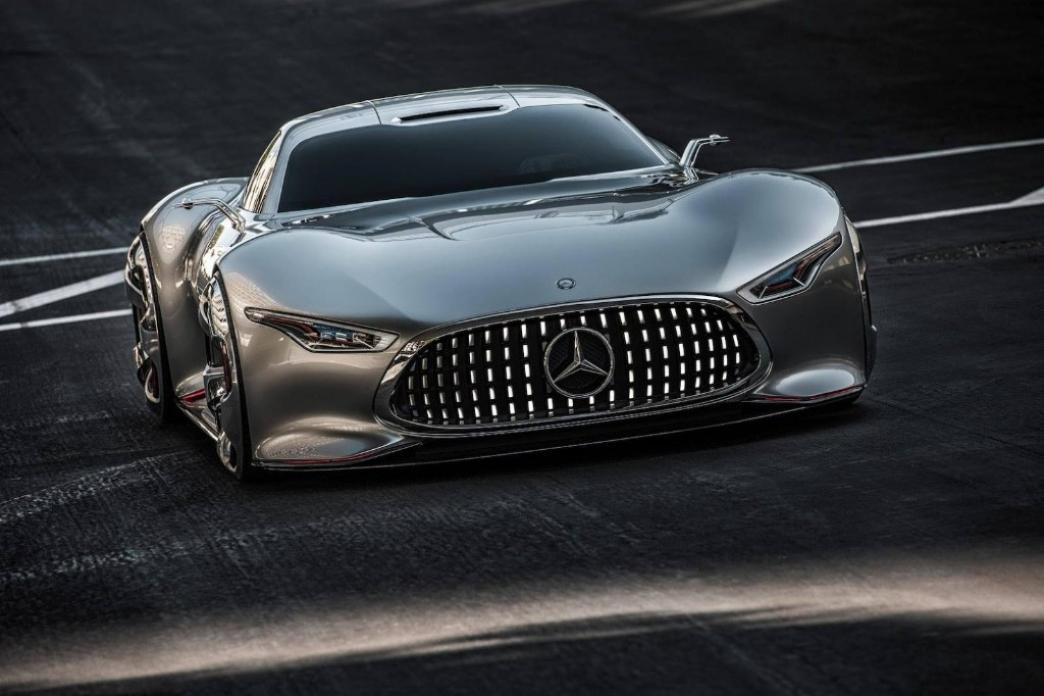 Mercedes AMG Vision Concept, así es uno de los prototipos exclusivos de Gran Turismo 6