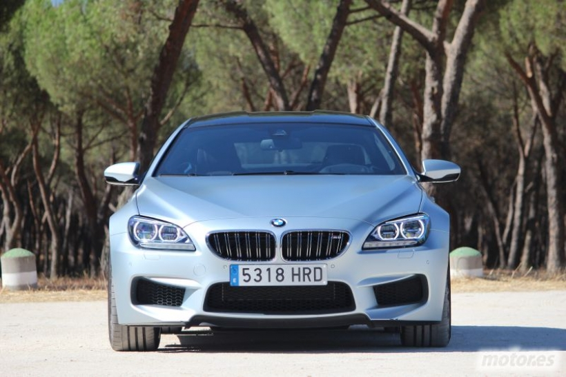 BMW M6 Gran Coupé, introducción (I)