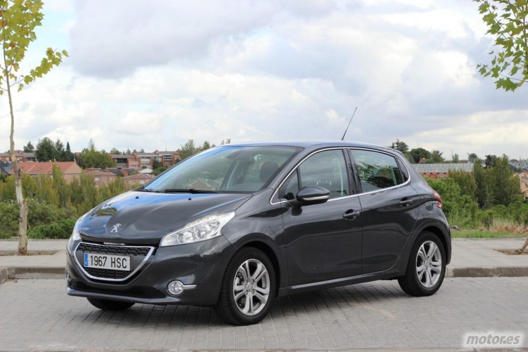 Peugeot 208 1.2 VTi, exterior (II)