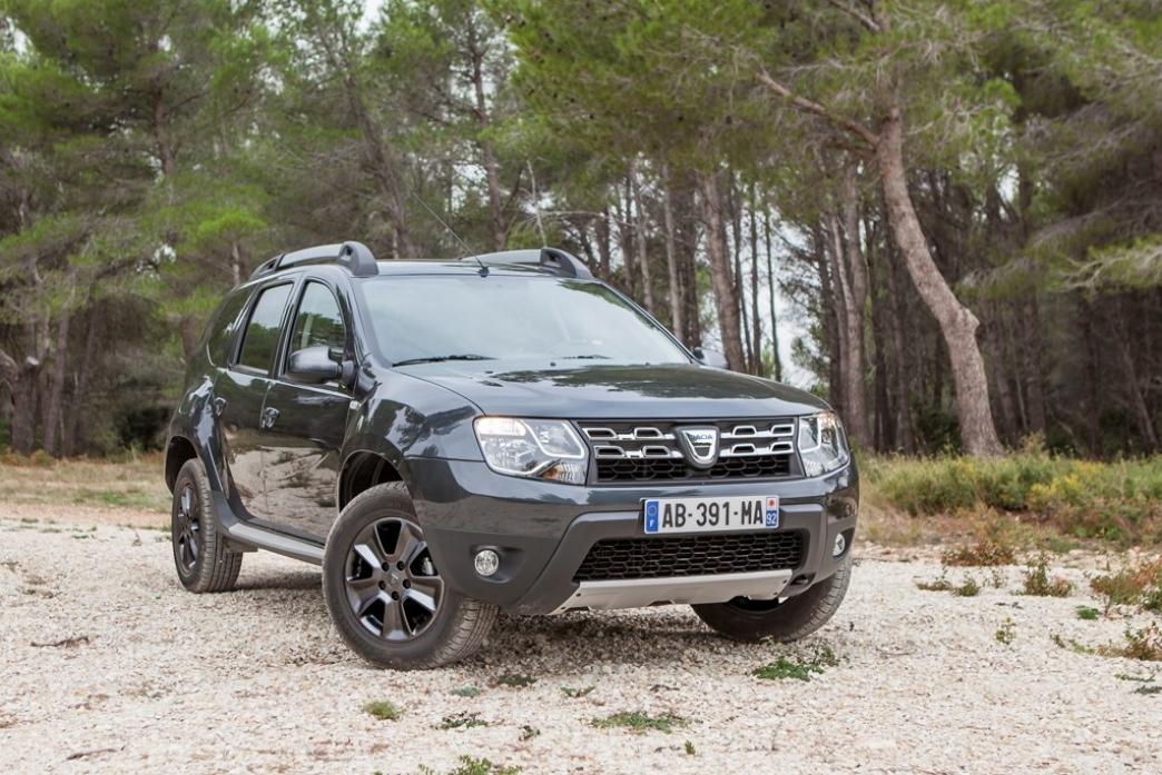 Dacia Duster 2014, ya a la venta