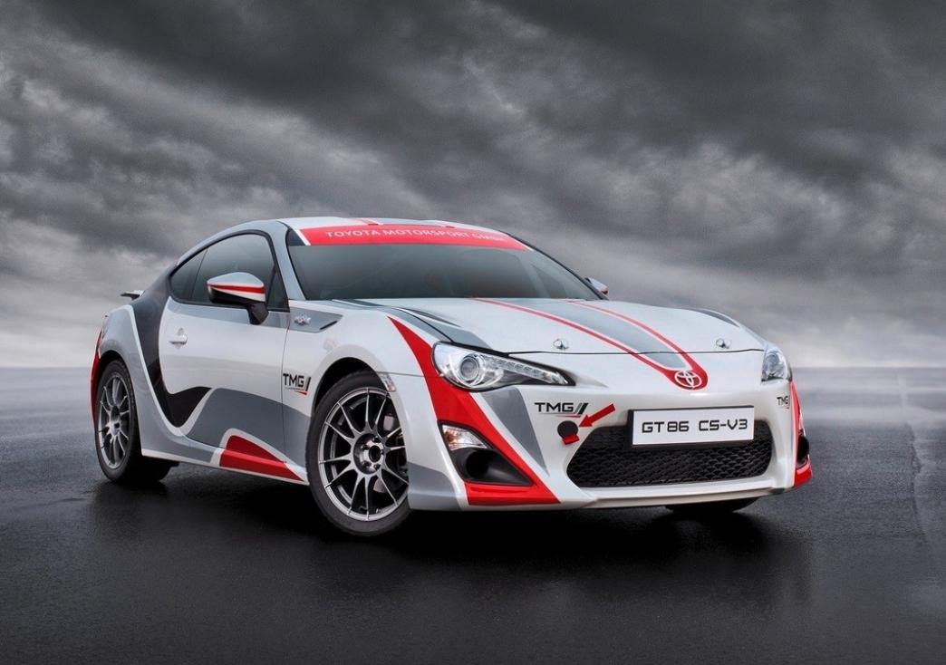 Toyota Motorsport ofrecerá el TMG GT86 CS-R3 para rallyes durante la temporada 2015