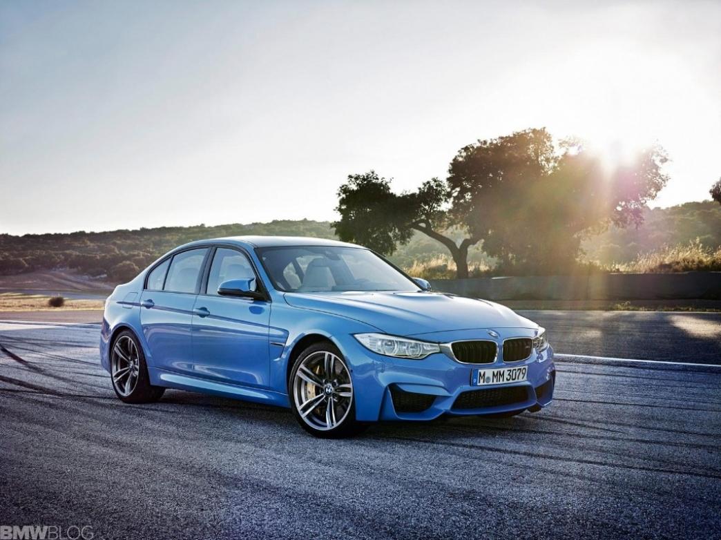 BMW M3 y M4 2014, primeras imágenes oficiales