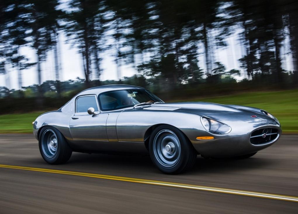 Eagle Low Drag GT, una interpretación moderna del Jaguar E-Type