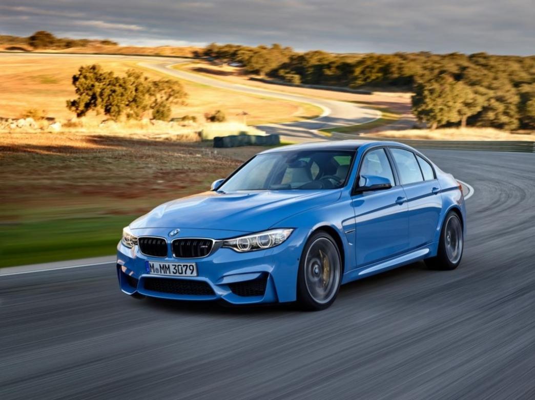 BMW M3 y M4 2014, nueva generación de berlina y coupé M