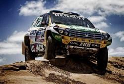 Así es el Dacia Duster que competirá en el Dakar 2014