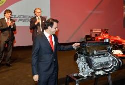 Alonso se machaca en el simulador para 2014