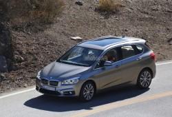 BMW Serie 2 Active Tourer 2014, al desnudo
