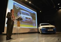 Nace la nueva Copa Dacia Sandero Rallye 2014 de la mano de Renault y la R.F.E. del Automovilismo