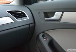 Audi A4 1.8 TFSI 170 CV Tiptronic (II): Interior y equipamiento