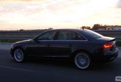 Audi A4 1.8 TFSI 170 CV Tiptronic (III): El motor 1.8 TFSI en movimiento