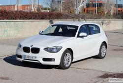 BMW Serie 1 114i 5 Puertas, introducción (I)