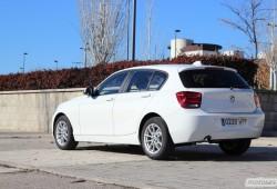 BMW Serie 1 114i 5 Puertas (II), luces y sombras