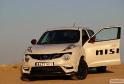 Nissan Juke Nismo, en marcha y conclusiones (II)