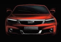 Qoros presentará su segundo modelo de producción en Ginebra 2014
