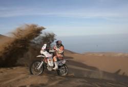 Laia Sanz parte hacia el Rally Dakar