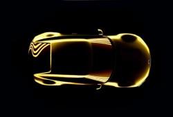 Kia enseña la primera imagen del coupé que presentará en Detroit