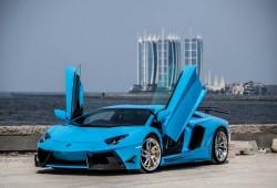 Lamborghini Aventador, más fiero gracias a Premiere Autowerkz