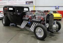 Un Ford de los años 30 con 2.500 CV, a la venta